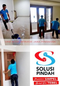 Jasa Pindahan plus Bersih Bersih Jakarta Banner solusi pindah