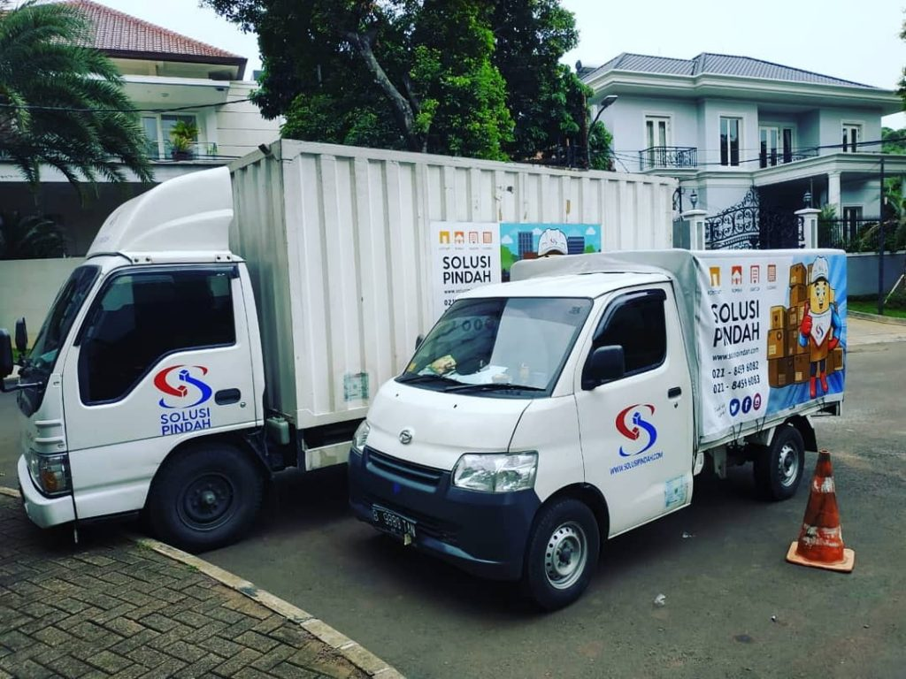 Jasa Pindahan di Jakarta